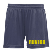 "Womans 5"" inseam shorts"