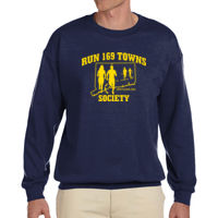 Crew Neck Sweat Shirt Thumbnail